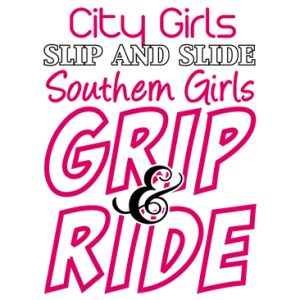 SOUTHERN GIRLS GRIP RIDE NEON