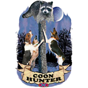 COON HUNTER REBEL   46