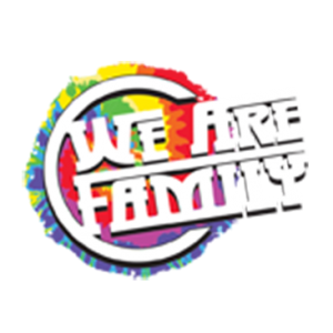 WE ARE FAMILY NEON