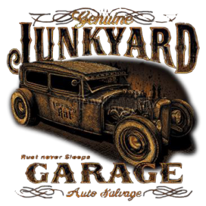 GENUINE JUNKYARD HD