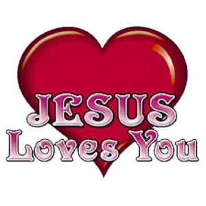JESUS LOVES YOU   (Y)