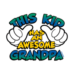 THIS KID HAS AN AWESOME GRANDPA