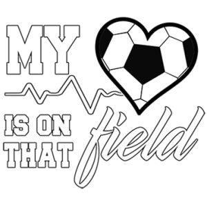HEART ON THAT FIELD - SOCCER