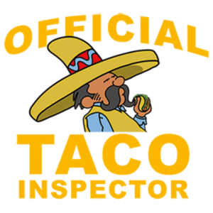 OFFICIAL TACO INSPECTOR