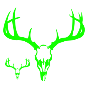 NEON GREEN EUROPEAN MOUNT