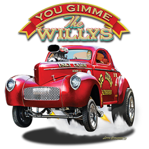 GIMME THE WILLYS