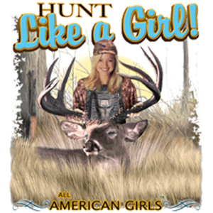 HUNT LIKE A GIRL