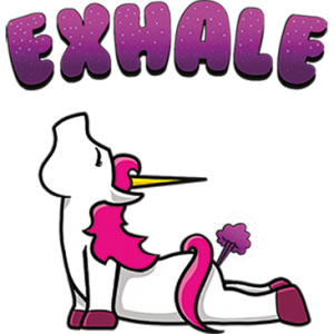 UNICORN EXHALE