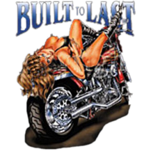 BUILT TO LAST-MOTORCYCLE/GIRL