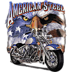 AMERICAN STEEL-MOTORCYCLE