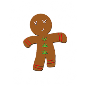 LET'S GET BAKED GINGERBREAD