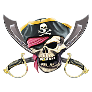 PIRATE  WITH SWORDS  (Y)  27