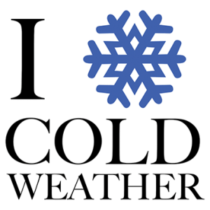 I SNOWFLAKE COLD WEATHER