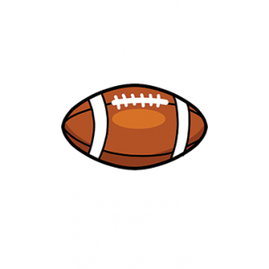 FALLS OUT BALLS OUT FOOTBALL