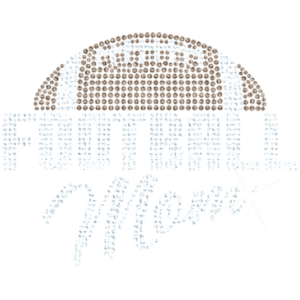 FOOTBALL MOM SEQUINS