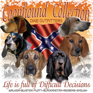COONHOUND COLLECTION