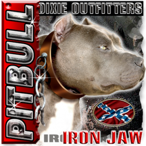 IRON JAW PITBULL