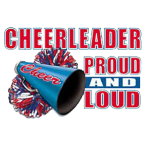 CHEERLEADER PROUD & LOUD   37