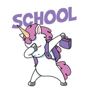 BACK TO SCHOOL UNICORN YOUTH