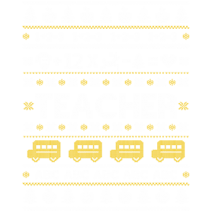 TEACHER UGLY SWEATER