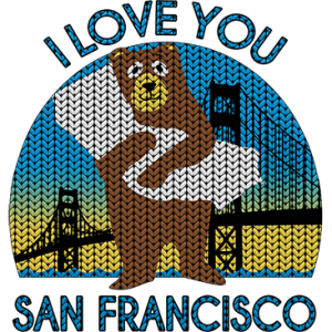 SAN FRANCISCO KNIT BEAR