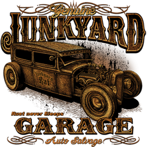 JUNKYARD GARAGE TODDLER