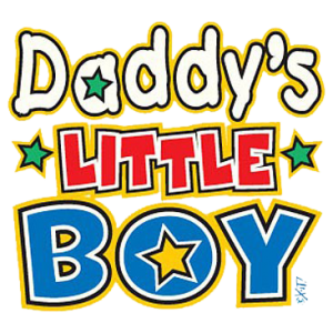 DADDY'S LITTLE BOY   19