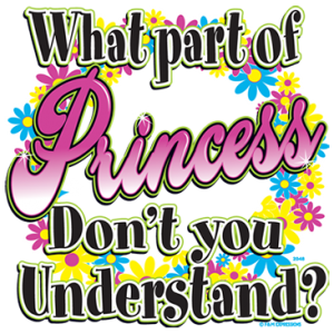 WHAT PART OF PRINCESS YOUTH