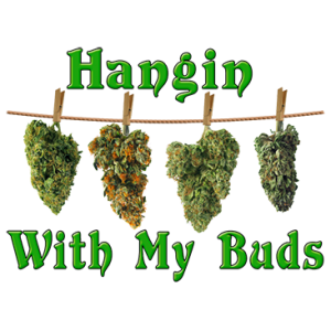HANGIN WITH MY BUDS