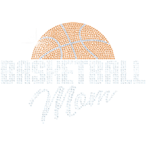 BASKETBALL MOM SEQUINS
