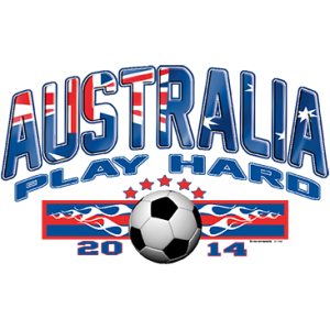 AUSTRALIA SOCCER - PLAY HARD