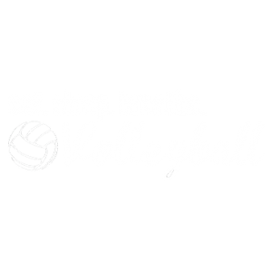 EAT SLEEP VOLLEYBALL WHITE