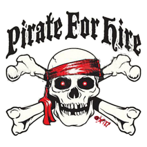 PIRATE FOR HIRE   (Y)    39