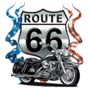 *ROUTE 66~MOTORCYCLE