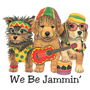 REGGAE DOGS (FRONT) YOUTH