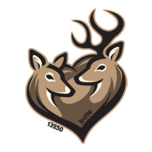 DEER COUPLE PKT