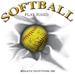 SOFTBALL~PLAY HARD