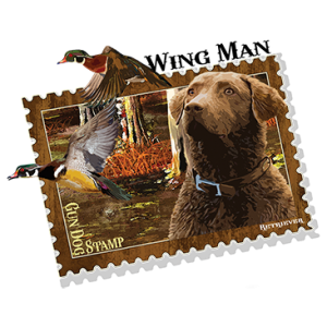 GUN DOG HUNTING STAMP