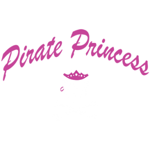 PIRATE PRINCESS - SKULL