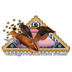 WATER FOWL HUNTING STAMP
