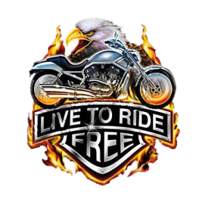 LIVE TO RIDE FREE