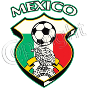 MEXICO SOCCER SHIELD