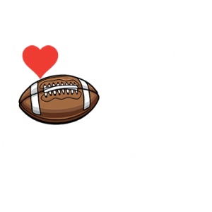I LOVE WATCHING FOOTBALL W/GPA