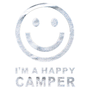 HAPPY CAMPER - FOIL