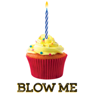 BLOW ME - CANDLE