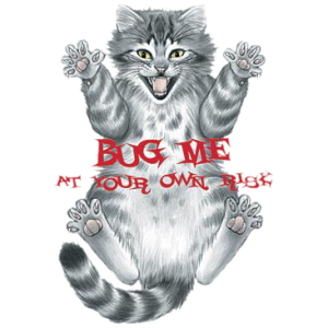 BUG ME AT YOUR OWN RISK (Y)   10