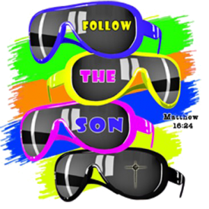FOLLOW THE SON NEON