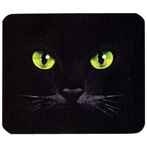 EYES-BLACK CAT