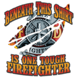 ONE TOUGH FIREFIGHTER