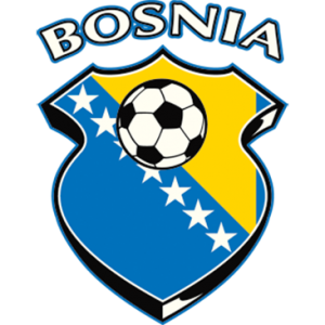BOSNIA SOCCER SHIELD